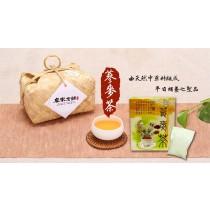 【卓家老舖】蔘麥茶 (12小包/盒)